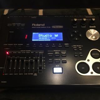vドラム TD30 音源モジュール ローランド 週末価格‼️
