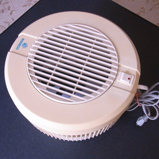 ボネコ気化式加湿器(フィルターを付けます)