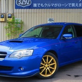 ☆☆レガシィツーリングワゴン☆☆ 誰でもローンで車が買えます!【...