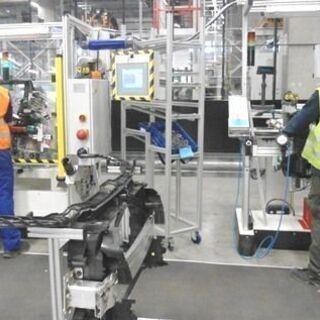【前払いシステム有】自動車部品の製造のお仕事。稼げます。