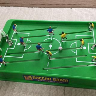 テーブルトップ サッカーゲーム