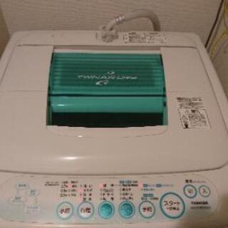 5,0㎏洗濯機差し上げます!《9月21日、22日引き取り限定》