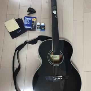 アコースティックギター(黒)