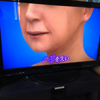 パナソニックテレビ 42型【ジャンク品】