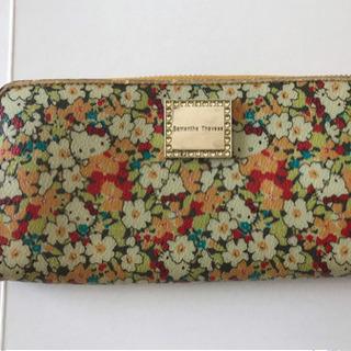 【ジャンク品】サマンサタバサの長財布