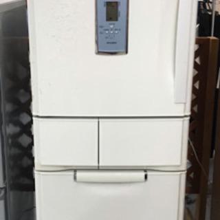 【売り切れ御免】MITSUBISHI 冷凍冷蔵庫MR-S400DL