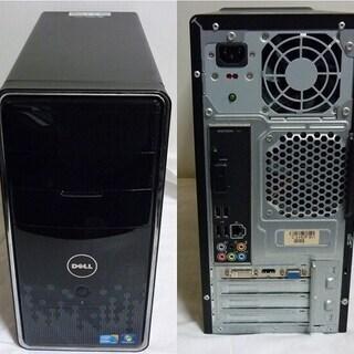 デスクトップ型PC:DELL Inspiron 580