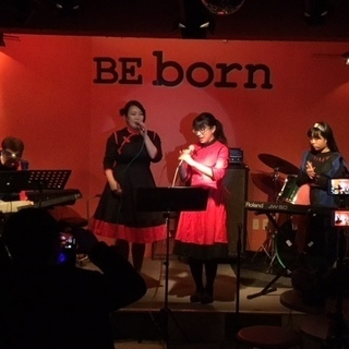 2020.1/25(土)昼。♪ライブ出演者:女性シンガー募集♪アニソン・j-pop♪ - 練馬区