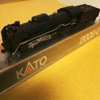 KATO【D51標準型ライン入2006ー2】②鉄道模型
