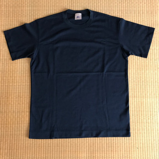 MIZUNO 紺のTシャツ