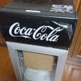 コカ・コーラ冷蔵庫 新品未使用