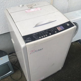 ★ 洗濯機 ★ 日立    お湯取物語   静御前❣️