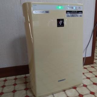 シャープ SHARP 空気清浄機 《美品》FU-Y30CX-W(美品)