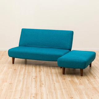 2人掛けソファベッド