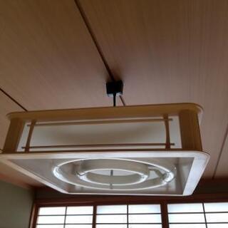 和室用電気 吊り下げタイプ