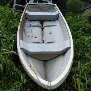 FRPボート12フィートYAMAHA(ジャンク)