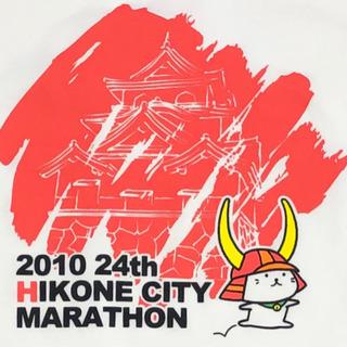 ひこにゃんTシャツ2010 サイズS