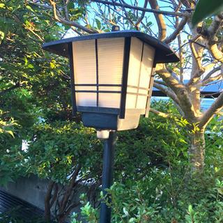庭園の街灯(中古品)