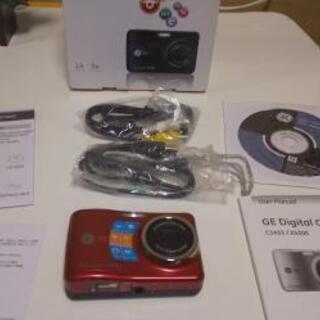 GE製1400万画素デジカメ C4133 4GB SDカード付き