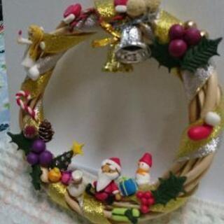 粘土教室   クリスマス