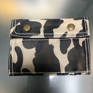 迷彩 財布