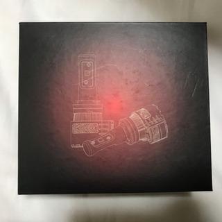 LEDヘッドライト H4-10000lm(hi/lo切り替え)未使用