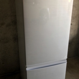 【2015年製】SHARP冷凍冷蔵庫167L