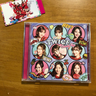 TWICE  candy pop  通常盤