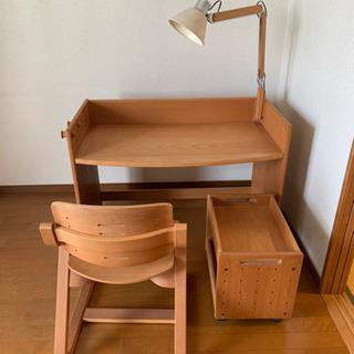 Formio フォルミオ 学習机 椅子 サイドチェスト セット