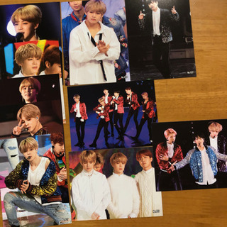 BTS  マンネライン+メンバー複数写り  写真セット