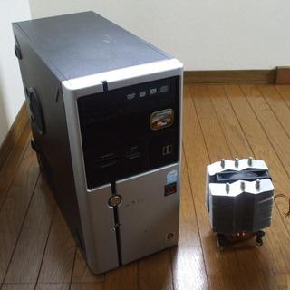 Micro ATXケース 電源・クーラー付き