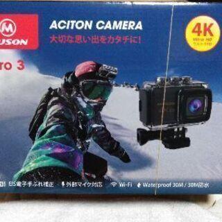 ムソンアクションカメラ