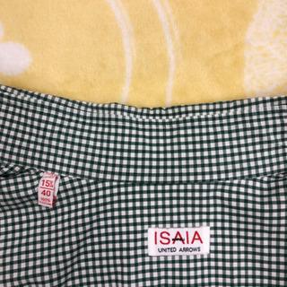 イタリア製イザイア ドレスシャツ