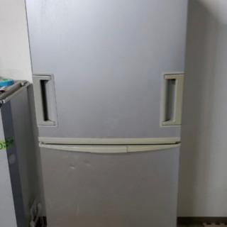 1013番 SHARP✨ノンフロン冷凍冷蔵庫❄️SJ-WA35P...