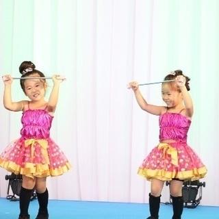 【2〜5歳】バトン&チア
