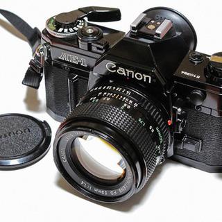 キャノン AE-1 program フィルムカメラ
