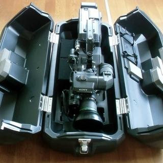 ◆SONY カラービデオカメラ ED CAM ☆ DXC-537...