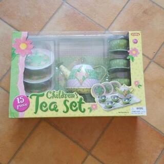 300円 おままごと 紅茶15点セット chirdren's T...
