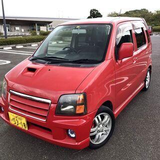 ★速い!赤いスポーツカー★車検令和3年6月★ワゴンR RR SW...