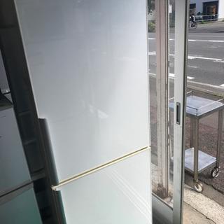 SANYO 2ドア 冷蔵庫 2010年 270l キャッシュレス...