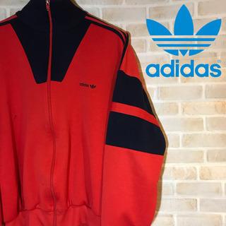 【90s】古着 adidas アディダス トラックジャケット
