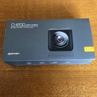 apeman ドライブレコーダー 前後カメラ 1080HD