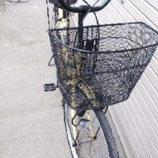 中古自転車52  26インチ