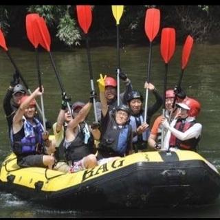 9月22~23日 奈良吉野川 二人乗りカヌーボートで川下り