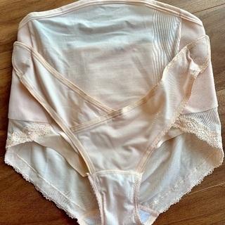 ワコール 妊婦帯パンツ L
