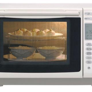 【オーブン機能付】中古電子レンジ
