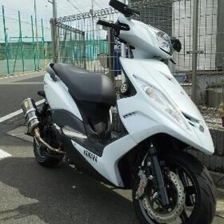 GTR125aero カスタム 検)シグナス アドレス pcx ...