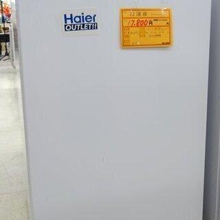 未使用品 アウトレット82L1ドア冷凍庫 JF-NU82A