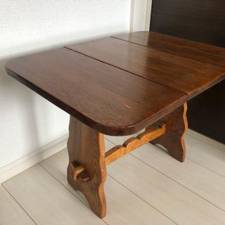 【再値下げ!】ヴィンテージサイドテーブル