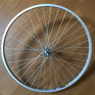 アサヒ自転車 WEEKEND BIKES 後輪ホイール